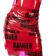 Woman body danger — Stock Photo #29582991