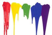Paint drip — Stock Photo