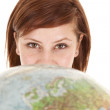 Looking over world — Stock Photo #29590329