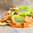 Dried fruits — Stock Photo #18879735