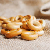 Russian bagels — Stock Photo