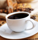 Kopje koffie — Stockfoto