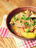 Mutton stew — Stock Photo