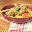 Foto Stock: Mutton stew