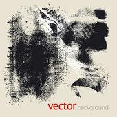 Grunge elements, vector set 3 — Stock Vector