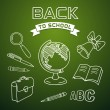 Welcome Back to School — Stock Vector #28940531