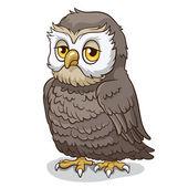 Vector Owl — Stock Vector