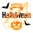 Halloween vector — Stockvector #31783651