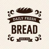 Bread — Stock Vector