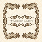 Design Elements set 3 — Stock Vector