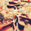 Stock Photo: Jewelry tools