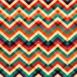 Royalty-Free Stock Vector Image: Zigzag seamless pattern with grunge effect