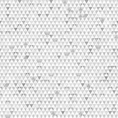 Textura sem emenda do triângulo cinza com efeito de papel — Vetorial Stock