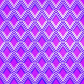 Purple mosaic seamless pattern — Stock Vector