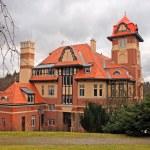 Beautiful mansion (Czech Republic) — Stock Photo