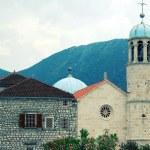 Old church in Kotor bay(Montenegro) — Stock Photo #12089604