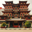 Singapore, Chinatown, BuddhTooth Relic Temple — Stock Photo #12177473