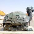 Royalty-Free Stock Photo: Statue of turtle in Forbidden City( Beijing, China)
