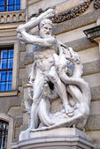 Hercules in Vienna(Austria) — Photo