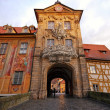 Foto Stock: Old Town Hall in Bamberg(Germany)