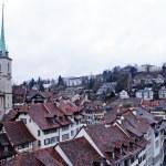 Rooftops of Bern - capital of Switzerland — Stock Photo #12206567