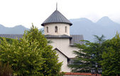 Orthodox monastery 13 century, Montenegro — Stock Photo