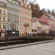 Stock Photo: Karlovy Vary, Czech Republic