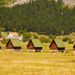 Stock Photo: Ecotouristic camping(Montenegro)