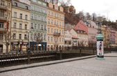 Karlovy Vary, Czech Republic — Stock Photo