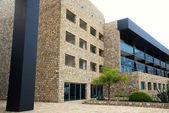 Edificio moderno resort — Foto Stock