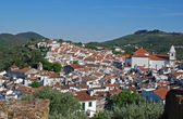 Medieval village Marvao(Portugal) — Stock Photo