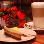 torta di Natale — Foto Stock