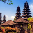 Stock Photo: TamAyun Temple (Bali, Indonesia)