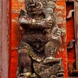 Stock Photo: Ancient balinese idol