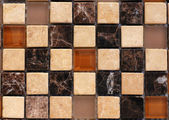 Mix stone mosaic — Foto de Stock