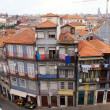 Typical old architecture in Porto(Portugal) - Stock Photo