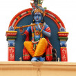 Hindu deity at Sri MariammTemple in Singapore — Stock Photo #14552707