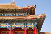 Ancient chinese pagoda (Beijing, China) — Stock Photo
