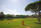 Golf Country club — Stock Photo