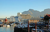 Capetown view — Stock Photo