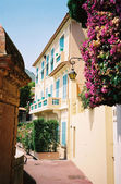 Beautiful house in Monte-Carlo — Stock Photo