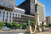 The Cenotaph War Memorial, Cape Town(South Africa) — Stock Photo