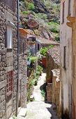Old mountain village Monsanto(Portugal) — Stock Photo