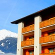 Mountain chalet (Austria) — Stockfoto