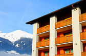 Mountain chalet (Austria) — Stock Photo