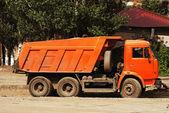 Roadwork truck — Stock Photo