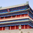 Stock Photo: Ancient chinese pagoda (Beijing, China)