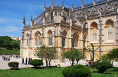Batalha's abbey(Portugal) — Stock Photo