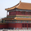 Ancient chinese pagoda (Beijing, China) — Stock Photo #21255491