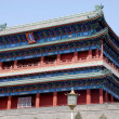 Ancient chinese pagoda (Beijing, China) — Stock Photo #21256055